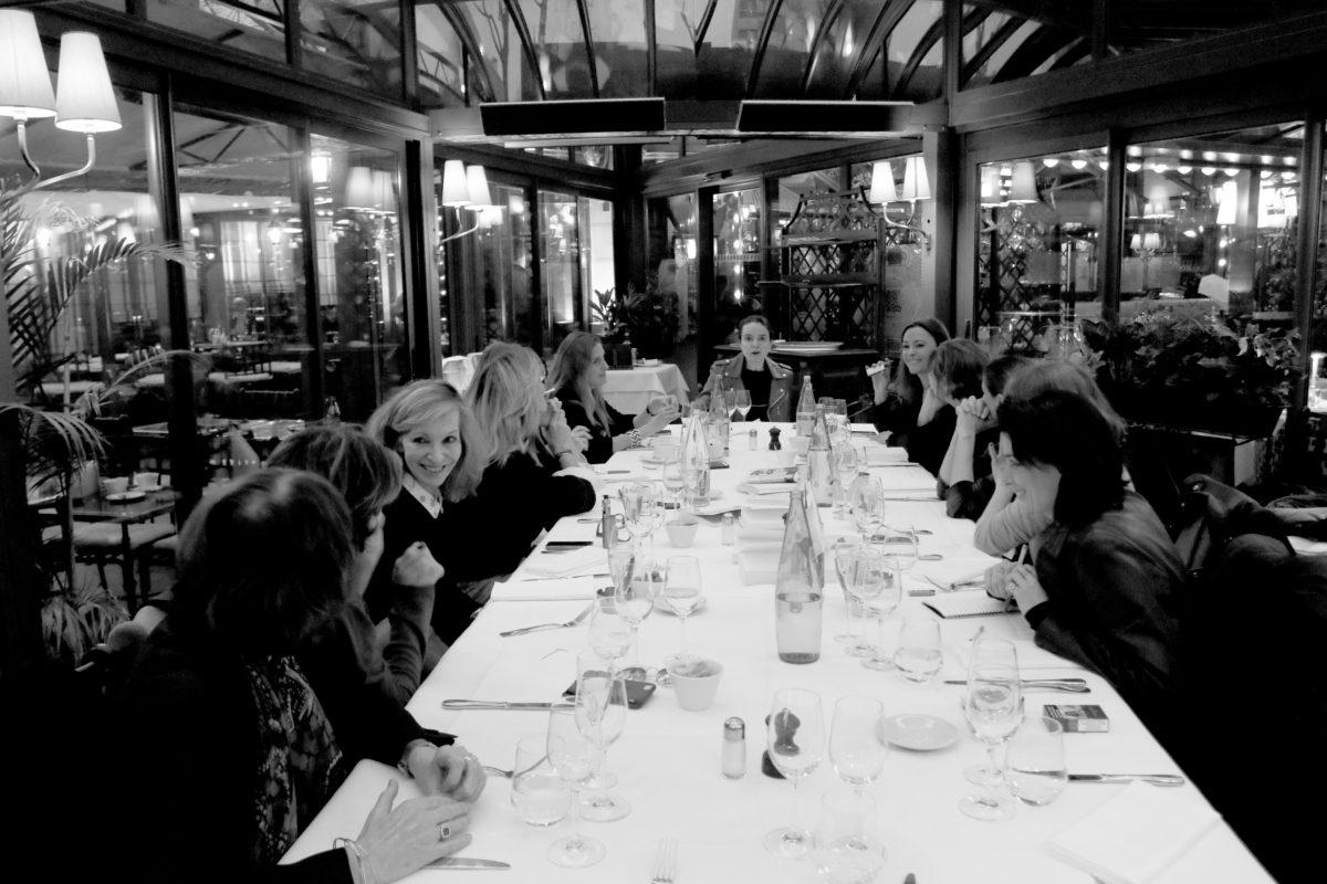 Closerie dîner du 26 mars 2018