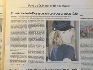 ouest France le bon 18 février 2021